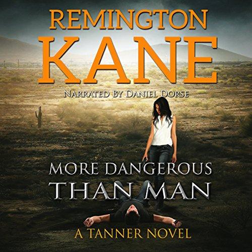 More Dangerous than Man audiobook cover art