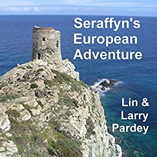 Seraffyn's European Adventure audiobook cover art