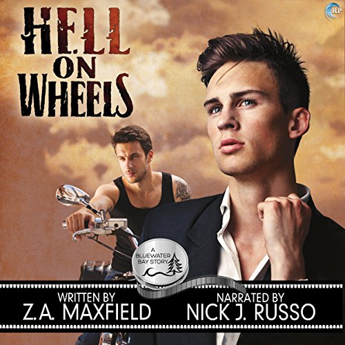 Couverture de Hell on Wheels