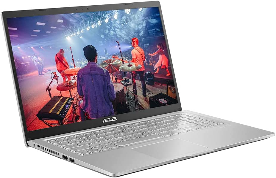 ASUS VivoBook X515JA 15.6″ Full HD IPS Screen Laptop (Intel Core i3, 8GB RAM, 256GB PCIe SSD, Windows 10)