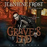 Bargain Audio Book - At Grave s End  Night Huntress  Book 3