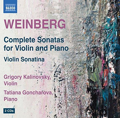 Sämtliche Sonaten für Violine und Klavier