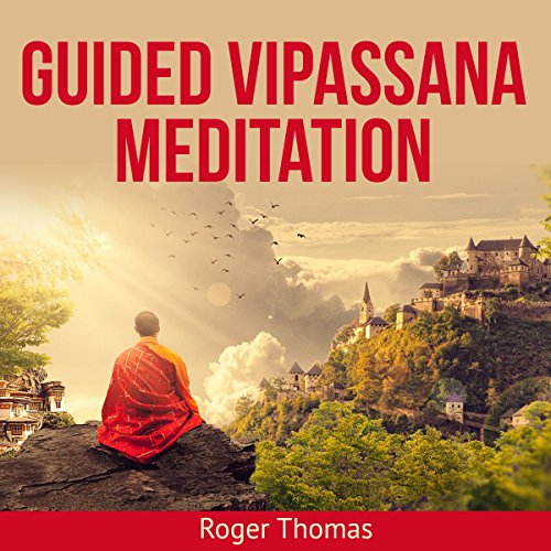 Guided Vipassana Meditation audiobook cover art
