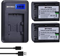 Best sony fdr ax100 battery charger Reviews