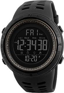 Skmei Water Resistant Sport Watch Model 1251 black