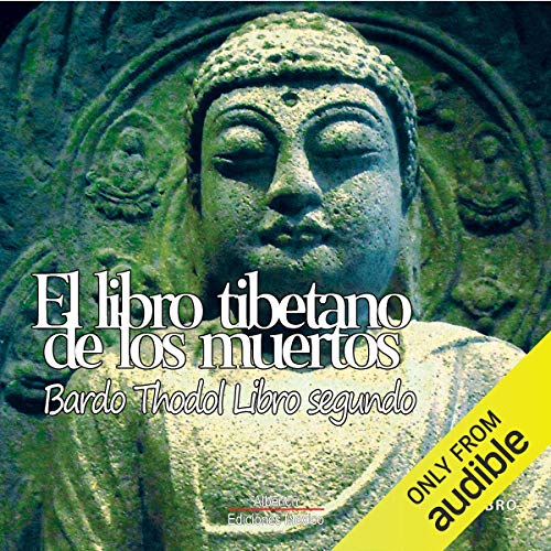 El libro tibetanos de los muertos, libro segundo [The Tibetan Book of the Dead: Book Two] Titelbild