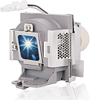 Loutoc 5J.J9R05.001 5J.JC205.001 5J.JFH05.001 Bombilla de lámpara de proyector para Benq MS524 MS527 TW529 MW529 TH530 MS521P MS506 MS517H MS512H TW526 MH530