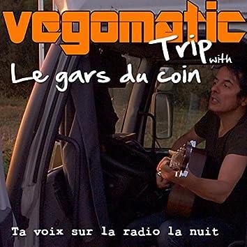 Ta voix sur la radio la nuit (feat. Le Gars du Coin)