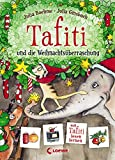 Tafiti und die Weihnachtsüberraschung: Mit Tafiti lesen lernen - Kinderbuch zum Vorlesen und ersten Selberlesen - Ideal für die Vorschule und Leseanfänger ab 5 Jahre - Loewe Erstes Selberlesen