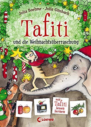 Tafiti und die Weihnachtsüberraschung: Mit Bildern lesen lernen