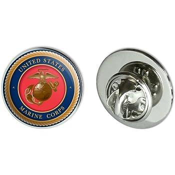 USMC Marines Marine Lapel Hat Cap Pin Tie Tac Military FAST USA SHIPPING