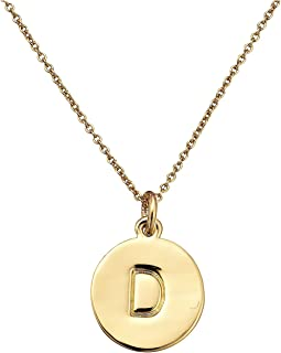 Kate Spade Pendants D Pendant Necklace