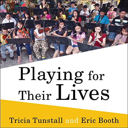 Playing for Their Lives audiobook cover art