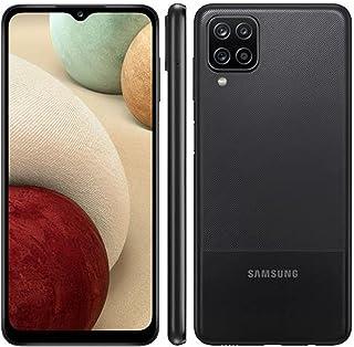 "Smartphone Samsung Galaxy A12 Dual Chip Android Tela 6,5"" Octa-Core 2.3GHz 64GB 4G Câmera 48MP(Principal) + 5MP(Ultra Wid..."
