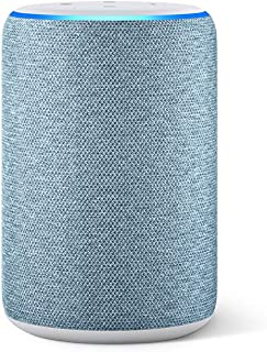 All-new Echo (3rd Gen) - Smart speaker with Alexa - Twilight Blue