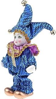 16cm Pretty Italian Porcelain Triangel Doll in Costume Home Display Decor #5