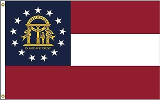 Best georgia flag usa Reviews