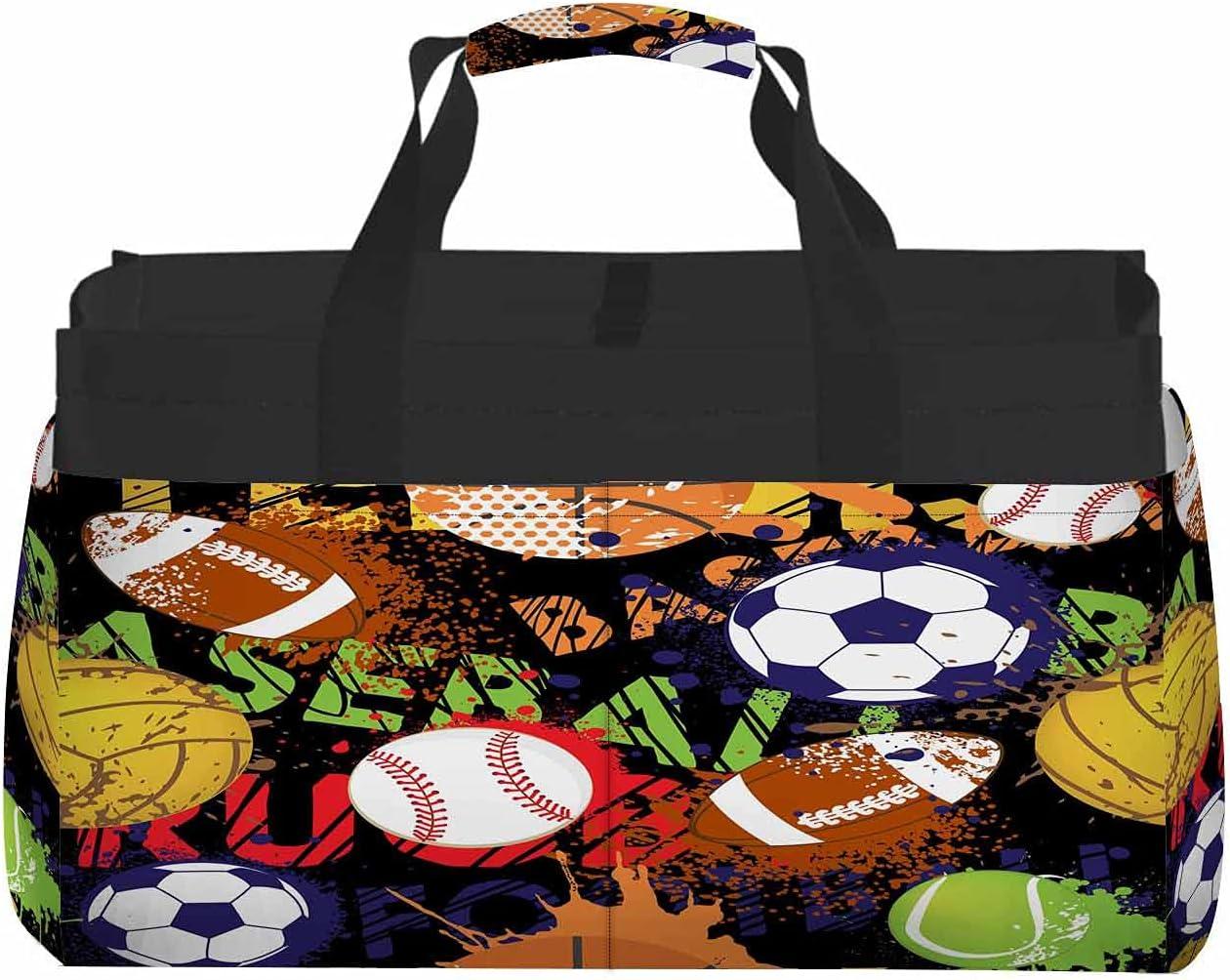 Nicokee Large Capacity Portable Classic Storage Ball Sport Selling rankings Bag Baseball