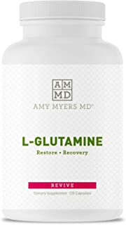L-Glutamine Capsules from The Myers Way Protocol - Helps Beat Sugar Cravings & Support Healthy Weight Loss - Dietary Suppl...