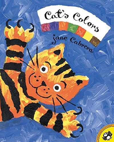 Cat's Colors (Picture Puffin Books)