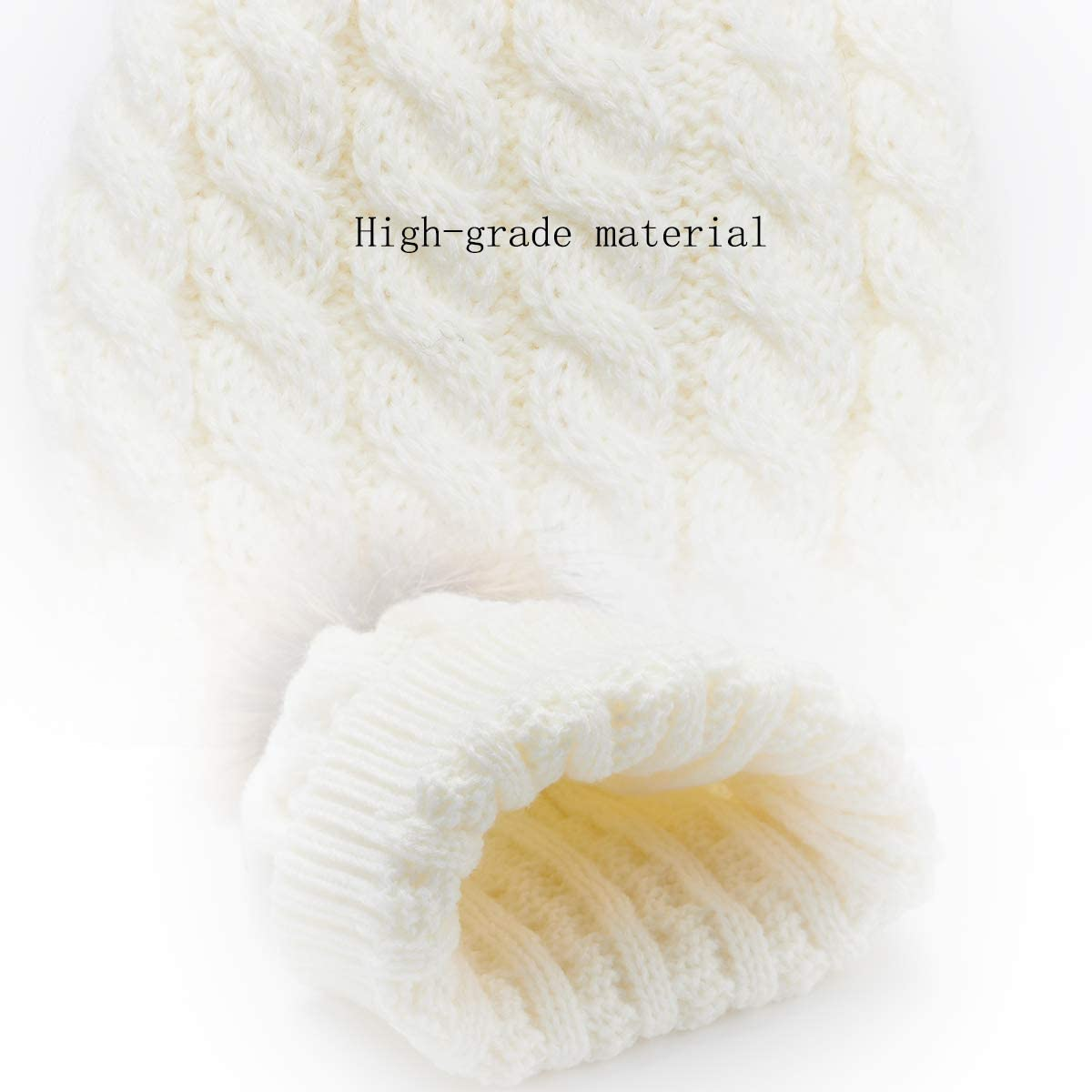 Winter Warm Hat DANMY Baby Beanie Hat Infant Newborn Toddler Winter Warm Knit Cap for Little Boys Girls