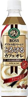 24 cafe au lait 500ml ~ that melts Suntory coffee boss