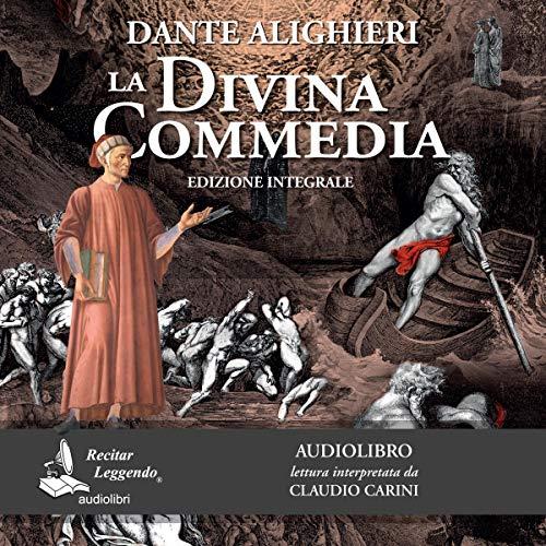 La Divina Commedia copertina