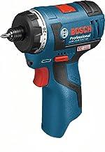 Bosch Professional GSR 12V-EC HX - Atornillador a batería