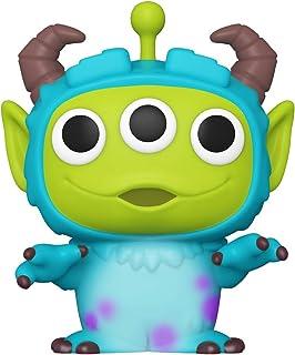 Funko Pop! Disney: Pixar Alien Remix - Sulley, Multicolor, 3.75 inches (48362)