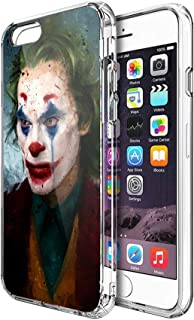 Case Phone Anti-Scratch Motion Picture Cases Cover Arthur Fleck Movies (5.5-inch Diagonal Compatible with iPhone 6 Plus, iPhone 6s Plus)