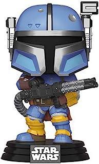 Funko Star Wars: El Mandaloriano - Infantería pesada Mandalorian