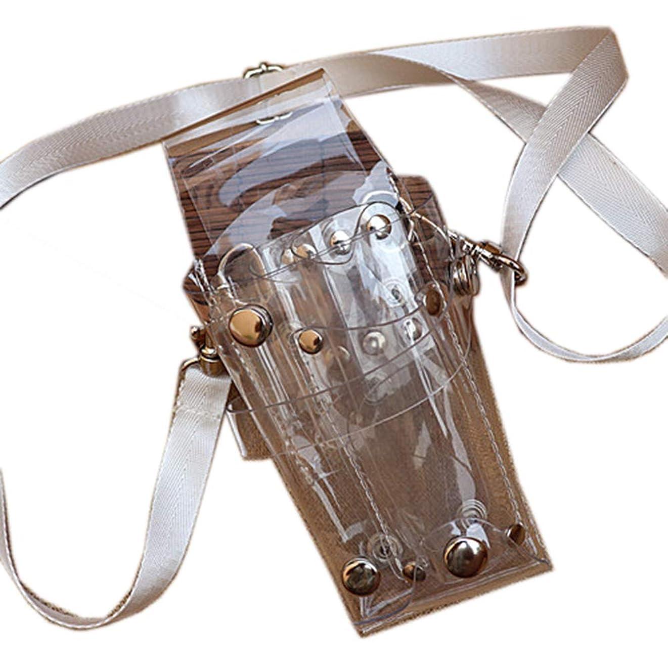 コインクルーズ挑発するCAMOAR シザーケース 透明 クシ ハサミ収納 7丁 クリアケース 美容師 トリマー プロ仕様 ins 人気 個性的 透明