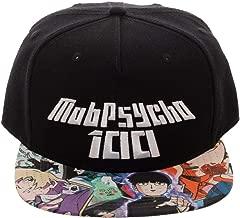Mob Psycho 100 Sublimated Bill Snapback