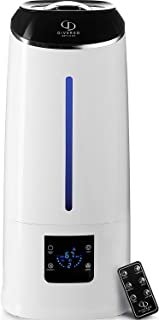 Humidifier | Cool Mist Humidifier | Air Humidifier | Humidifiers for Bedroom | Baby Vaporizer Room Humidifier | Home Ultra...