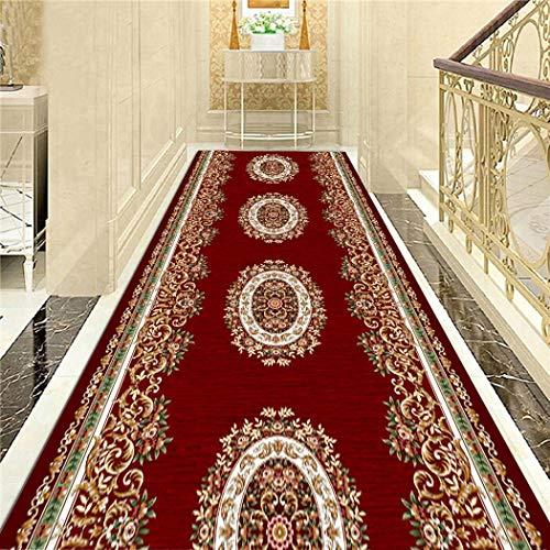 Modern vloerkleed voor entree, tapijt, antislip, voor entree, tapijt, tapijt, tapijt, vloerbedekking en trappen, textuur zacht en gemakkelijk te reinigen 100x80CM B