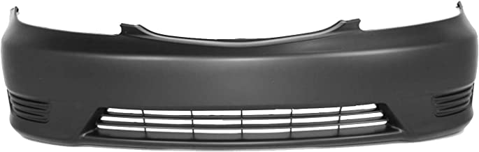 2005 toyota camry front bumper cover painted