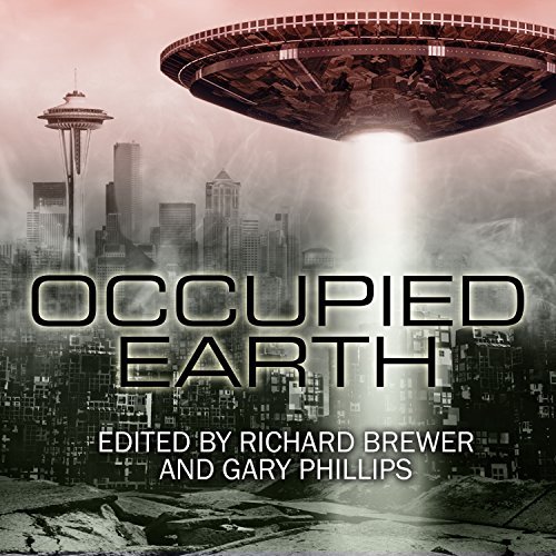 Occupied Earth audiobook cover art