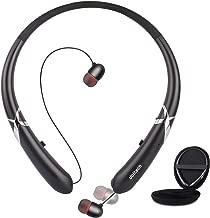 Bluetooth Headphones, Doltech Bluetooth 5.0 Neckband Headphones Noise Cancelling Headset..