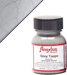 Angelus Leather Paint 1 Oz Grey Taupe