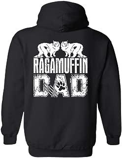 Six Emu Ragamuffin Dad Pullover Hoodie, Adult Unisex Hoodies