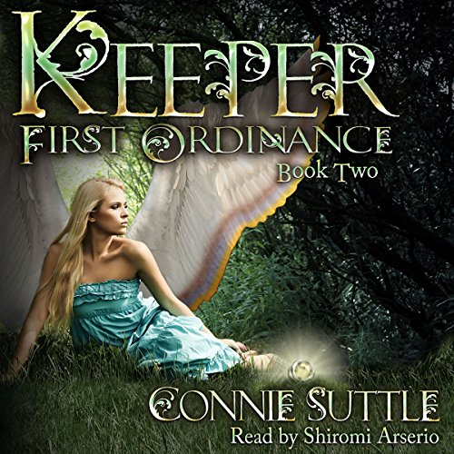 Keeper Audiobook By Connie Suttle cover art