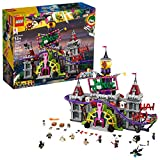 LEGO BATMAN MOVIE DC The Joker Manor 70922 Building Kit (3444 Piece)