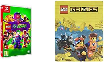 Lego DC Super-Villanos Nintendo Switch, Edición Exclusiva Amazon + ...