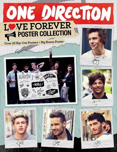 One Direction 2015 4th Edition Poster Collection: Written by Browntrout, 2014 Edition, (Pstr) Publisher: Browntrout [Paperback]