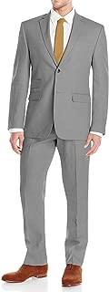 DTI GV Executive Men's Linen Suit 2 Button Modern Fit Summer Blazer Coat Pants
