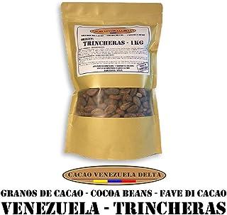 Cacao Venezuela Delta | Granos de Cacao Origen Trincheras |