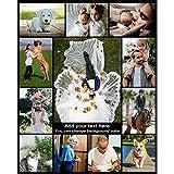 Haisimiery - Manta personalizable con imagen para adultos y mascotas, franela, diseño de foto de cumpleaños, boda, Forro polar de franela., Tu foto personalizada, Baby 30'×50'' (80x120cm)