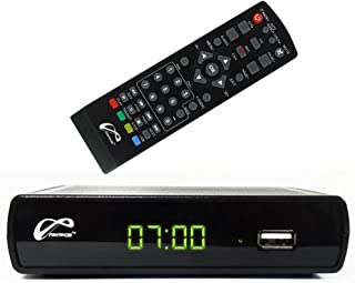 Digital TV Converter Box P19-106 Supports Full HD/USB with Remote Control, RCA Outputs/HD Out