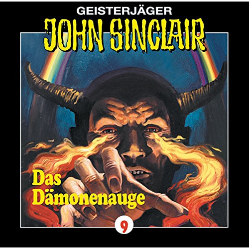 Das Dämonenauge audiobook cover art