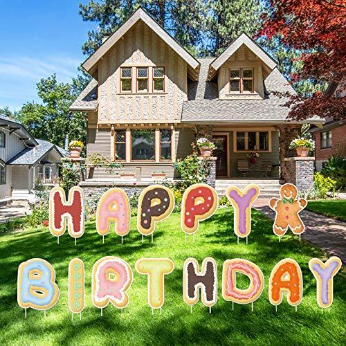Alycwint 14 Pcs Happy Birthday Y...